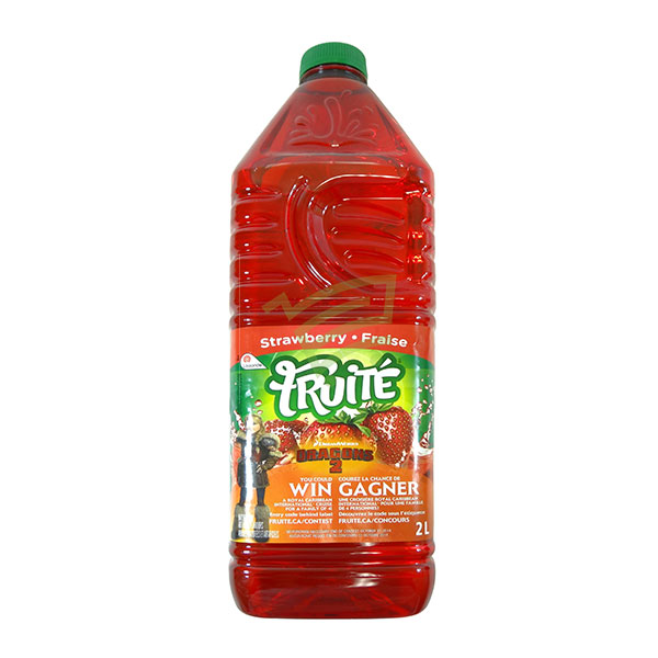 Indian grocery online - Fruite Strawberry 2L - Cartly