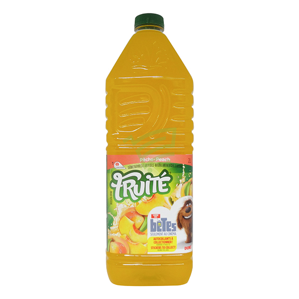 Indian grocery online - Fruite Peach Juice 2L - Cartly