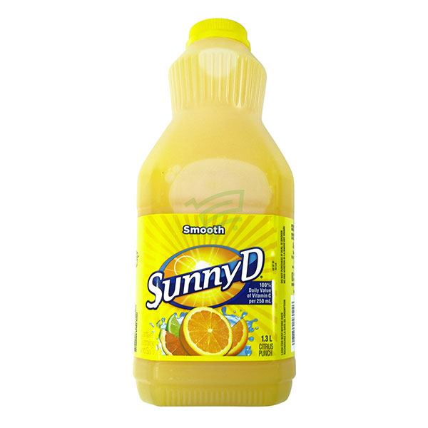 Indian grocery online - Sunny D Delight Citrus Punch 1.3L - Cartly