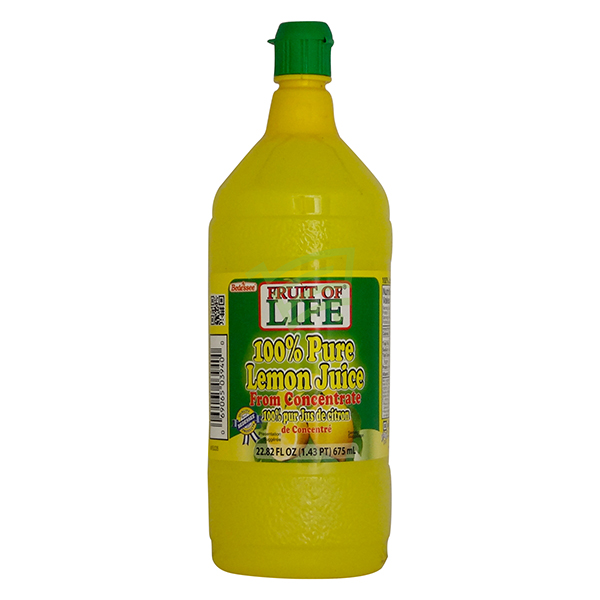 Indian grocery online - Bedesee Lemon Juice 675Ml - Cartly