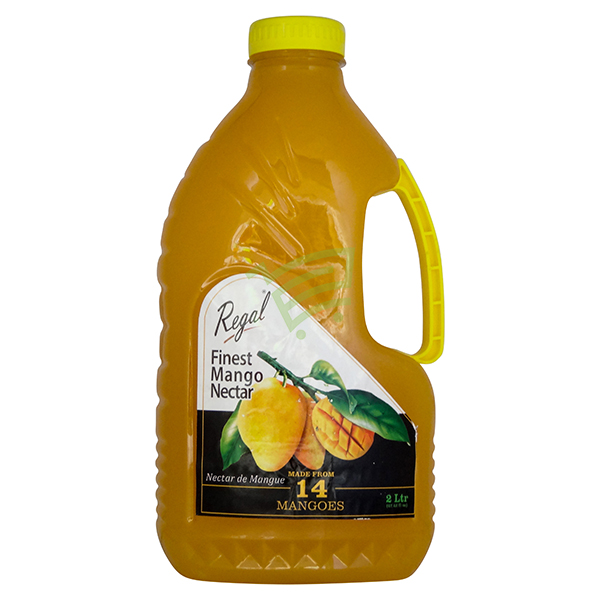 Indian grocery online - Regal Mango Nectar 2L - Cartly