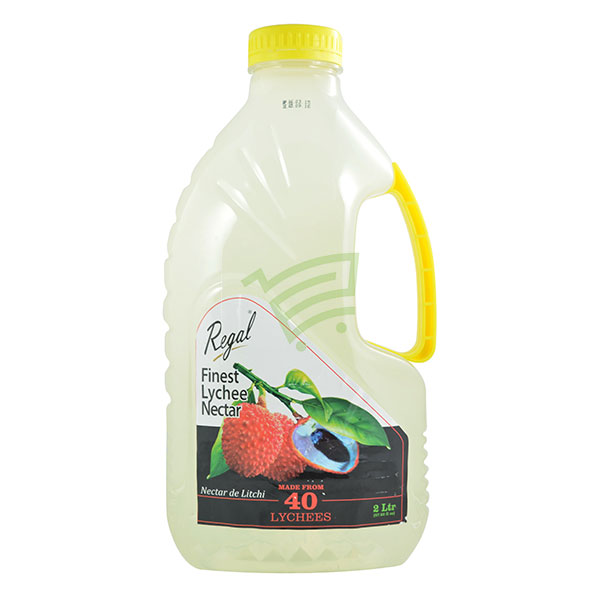 Indian grocery online - Regal Lychee Nectar 2L - Cartly