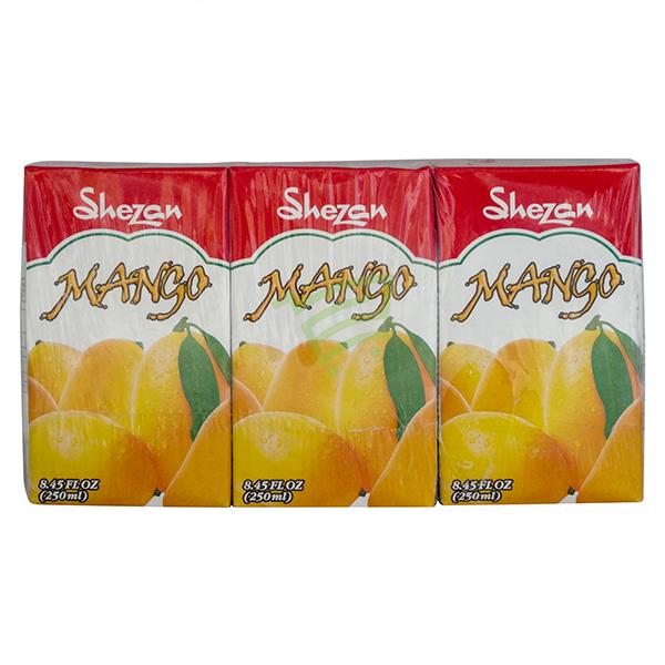 Indian grocery online - Shezan Mango Juice Tetra 250Ml - Cartly