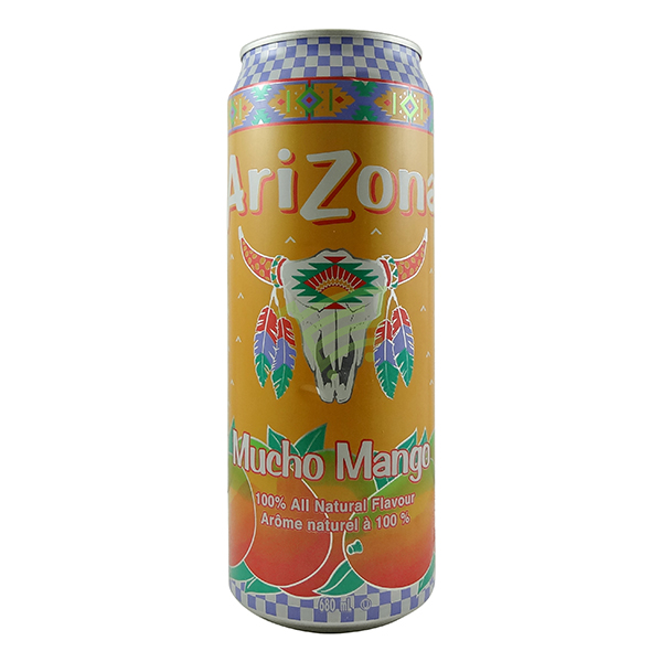 Indian grocery online - Arizona Mucho Mango 680ml - Cartly