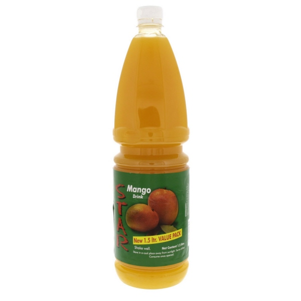 Indian grocery online - Star Mango juice 1.5ltr - Cartly