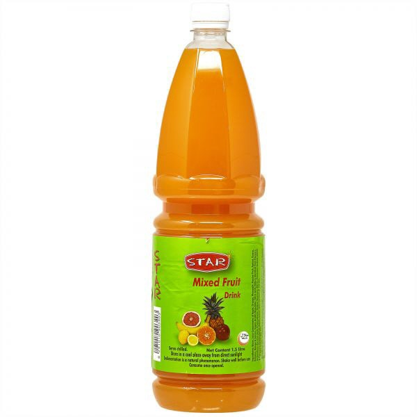 Indian grocery online - Star Mixed Fruit juice 1.5ltr - Cartly