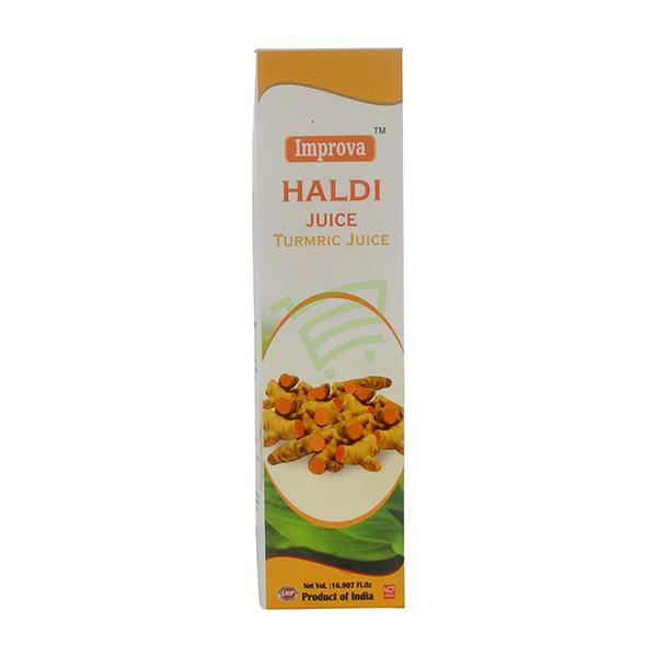 Indian grocery online - Improva Turmeric Juice 500Ml - Cartly