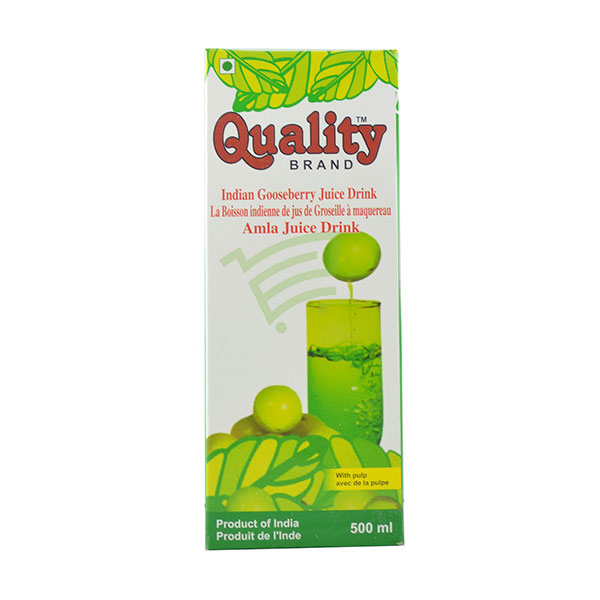 Indian grocery online - Quality Amla Juice 500Ml - Cartly