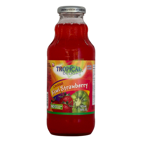 Indian grocery online - Tropical Kiwi Strawberry Juice 473Ml - Cartly