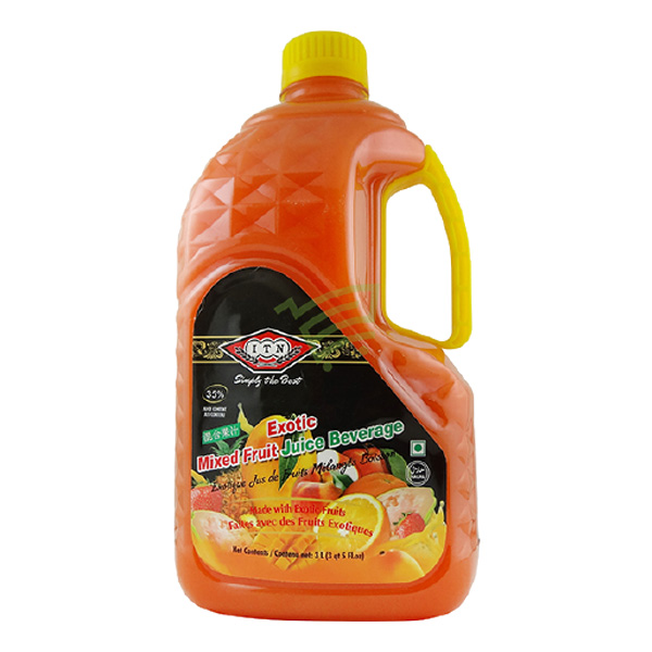Indian grocery online - ITN Mixed Fruit Juice Beverage 3l - Cartly