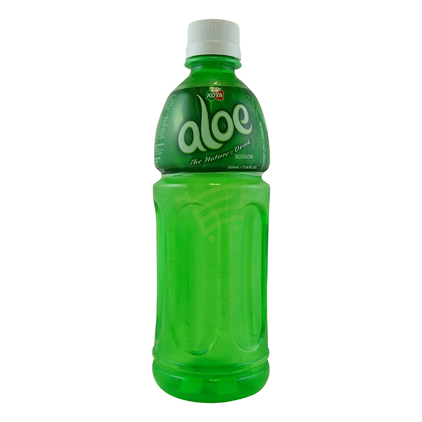 Indian grocery online - Koya Aloe Boisson 500ml - Cartly