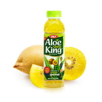 Indian grocery online - OKF Aloe Vera King Gold Kiwi 500ml - Cartly
