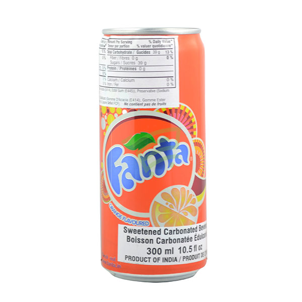 Indian grocery online - Fanta 300Ml - Cartly