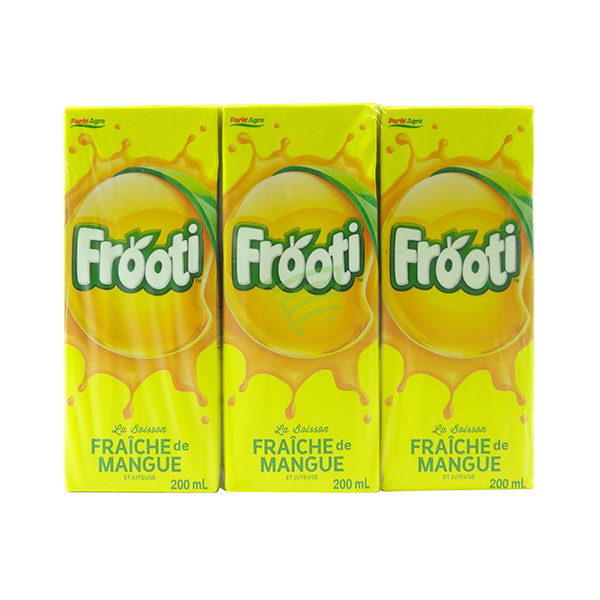 Indian grocery online - Frooti Cool Mango 6X200Ml - Cartly