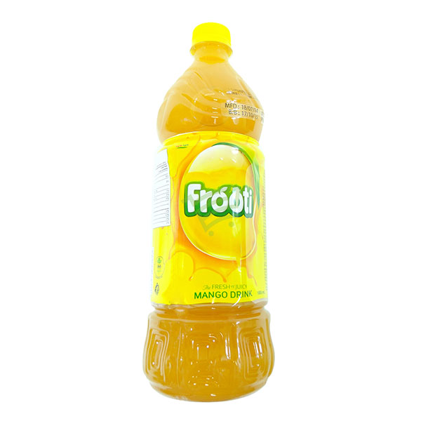 Indian grocery online - Frooti Cool Mango Drink 1L - Cartly