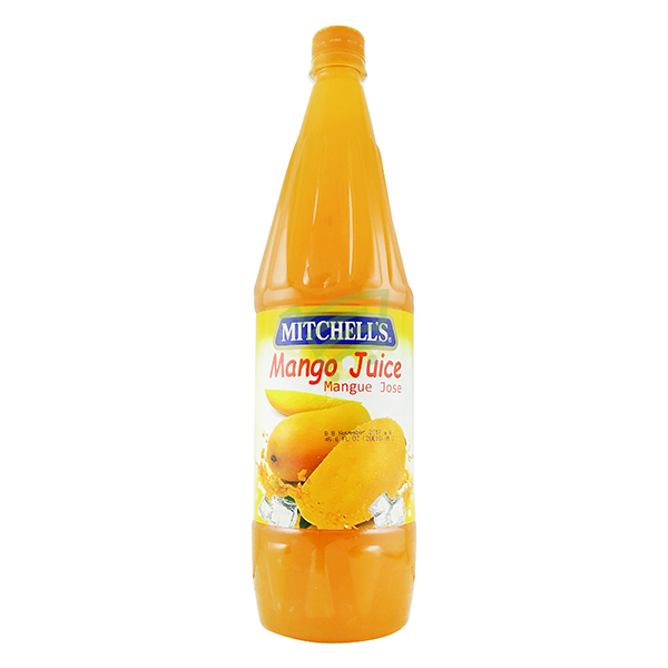 Indian grocery online - Mitchell's  Mango Juice 1.3l - Cartly