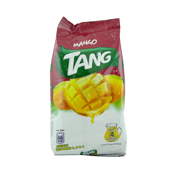 Indian grocery online - Tang Juice Mango 340g - Cartly