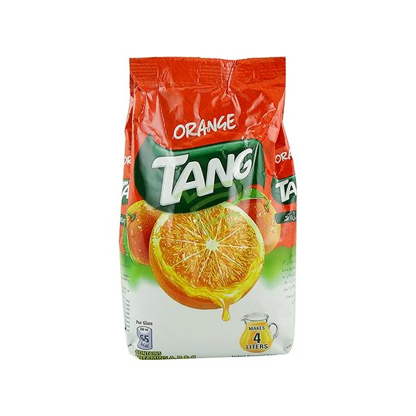 Indian grocery online - Tang Juice Orange 340g - Cartly