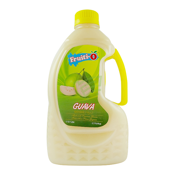 Indian grocery online - Fruiti-O Guava Juice 2.1l - Cartly