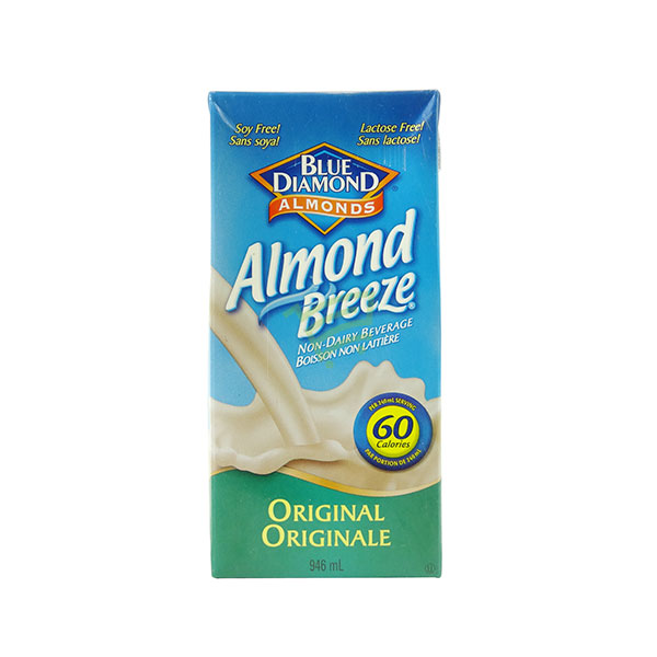 Indian grocery online - Blue Diamond Almond Breeze 946Ml - Cartly