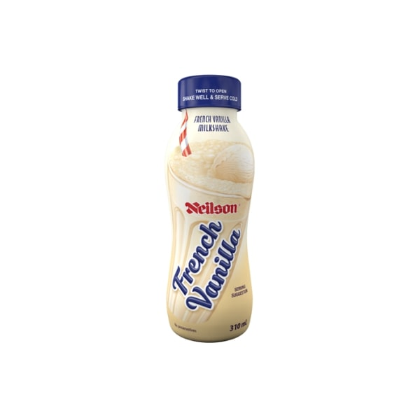Indian grocery online - Neilson French Vanilla Milkshake 310ml - Cartly