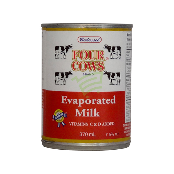 Indian grocery online - Bedessee Evaporated Milk 370Ml - Cartly
