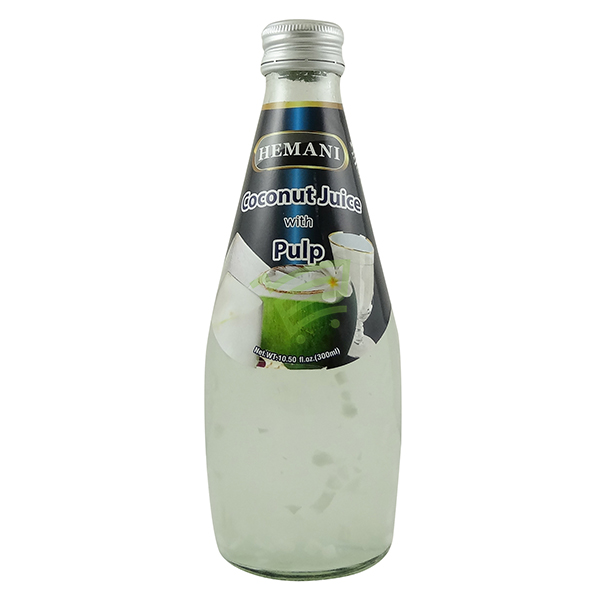 Indian grocery online - Himani Coconut Juice With Pulp 300ml - Cartly