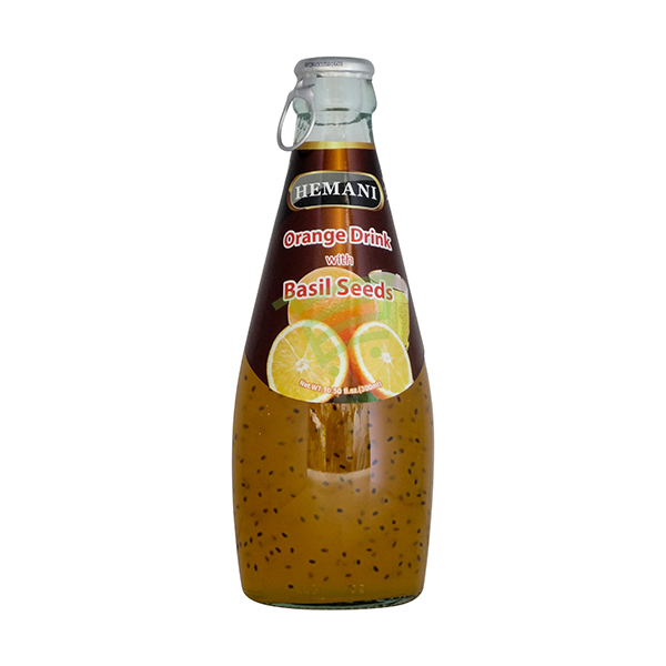 Indian grocery online - Hemani Orange Drink 300Ml - Cartly