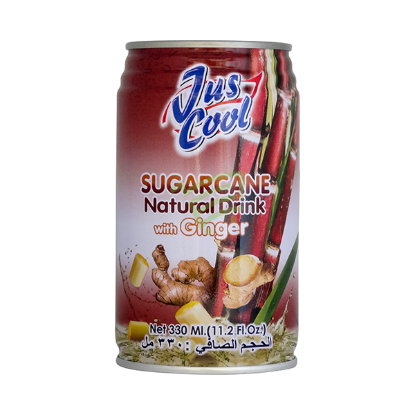 Indian grocery online - Jus Cool Sugar Cane Juice 330Ml - Cartly