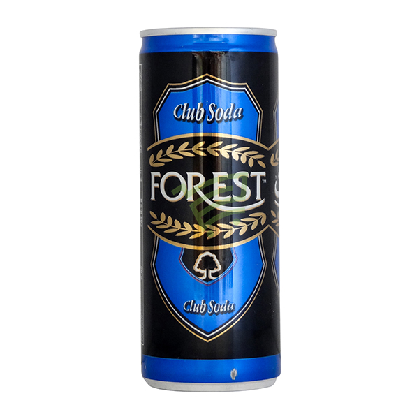 Indian grocery online - Forest Club Soda 250Ml  - Cartly