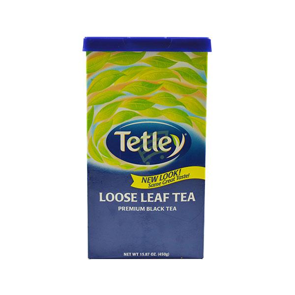 Indian grocery online - Tetley Loose Leaf Tea 450G - Cartly