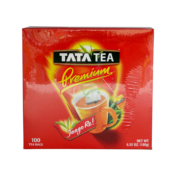 Indian grocery online - Tata Tea Premium 100 Bags - Cartly