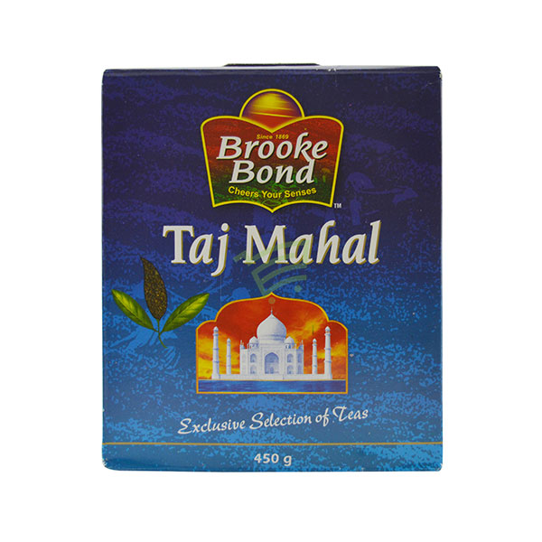 Indian grocery online - Taj Mahal Tea 450G  - Cartly