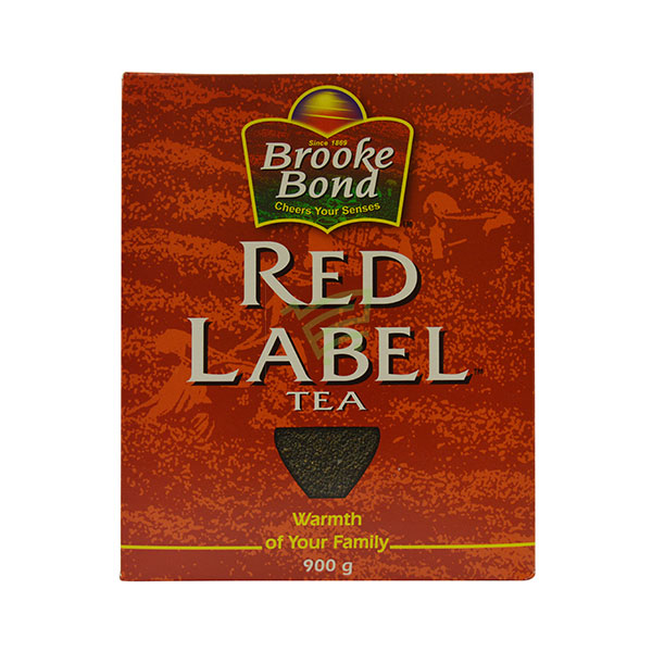 Indian grocery online - Brooke Bond Red Label Tea 900G - Cartly