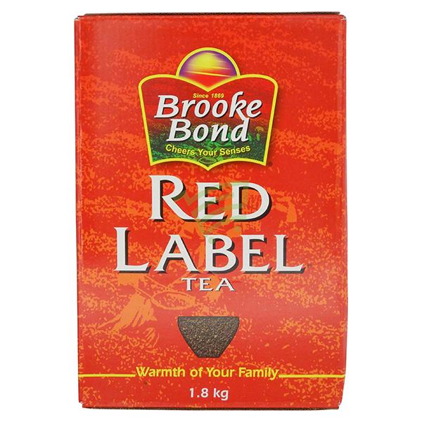 Indian grocery online - Brooke Bond Red Label Tea 1.8Kg - Cartly