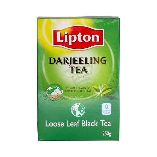 Indian grocery online - Lipton Darjling Tea 250G - Cartly