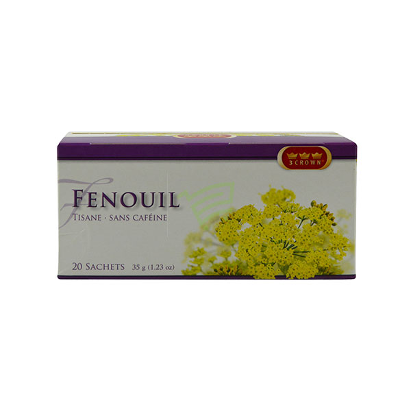 Indian grocery online - Fennel Tea 20 Sachets/35G - Cartly