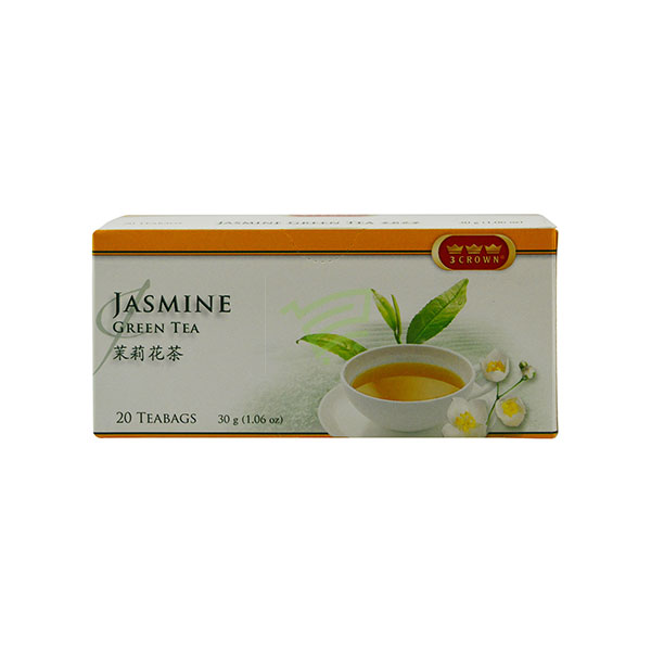 Indian grocery online - Jasmine Green Tea 20 Bags/30G  - Cartly