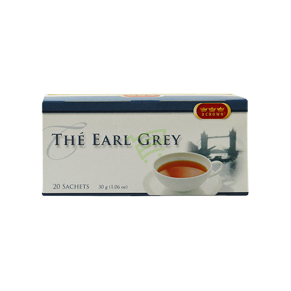 Indian grocery online - The Earl Grey Tea 20 Bags/30G  - Cartly