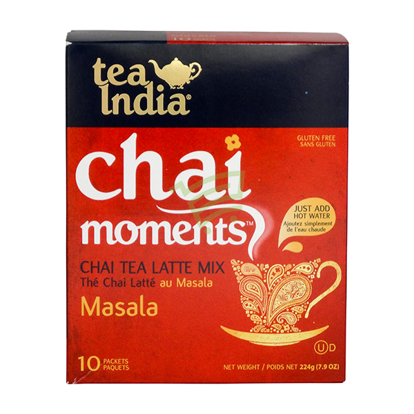 Indian grocery online - Tea India Chai Masala Mix 10x22.4G - Cartly