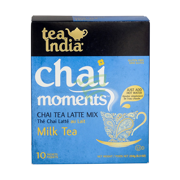 Indian grocery online - Tea India Chai Tea Latte Mix 10x22.4G - Cartly