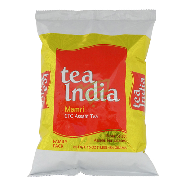 Indian grocery online - Tea India CTC Assam Tea Mamri 454G - Cartly