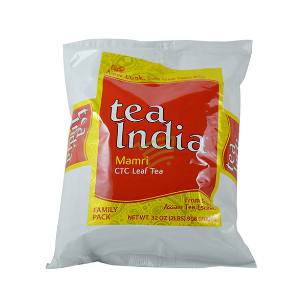 Indian grocery online - Tea India Mamri Ctc Leaf Tea 2Lb/908G - Cartly