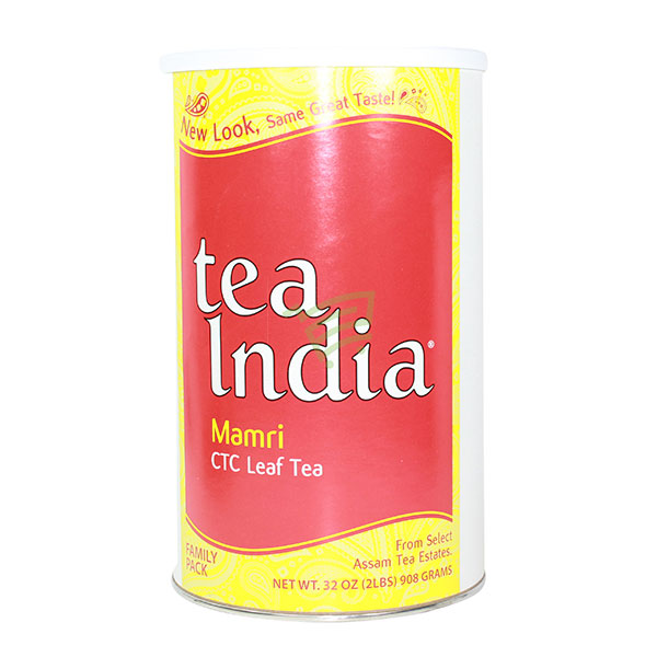 Indian grocery online - Tea India Mamri Ctc Leaf Tea 908G - Cartly