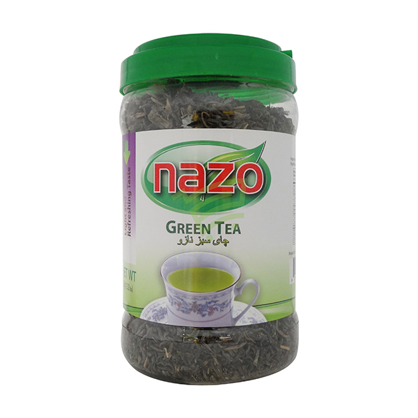 Indian grocery online - Nazo Green Tea 600G - Cartly