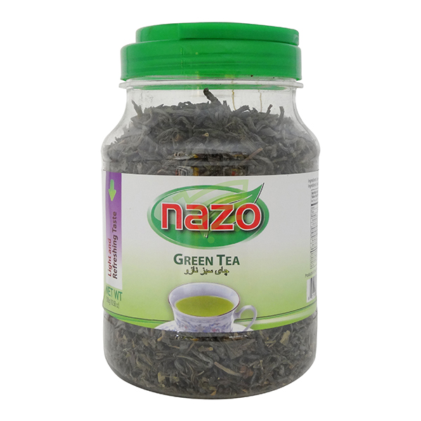Indian grocery online - Nazo Green Tea 300G - Cartly