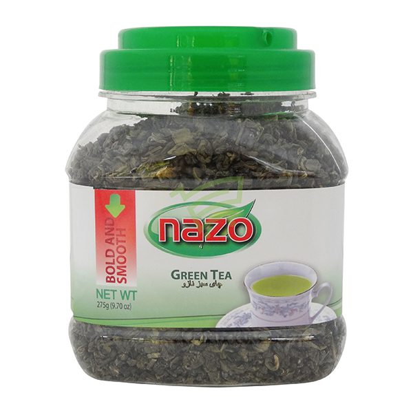 Indian grocery online - Nazo Green Tea 275G - Cartly