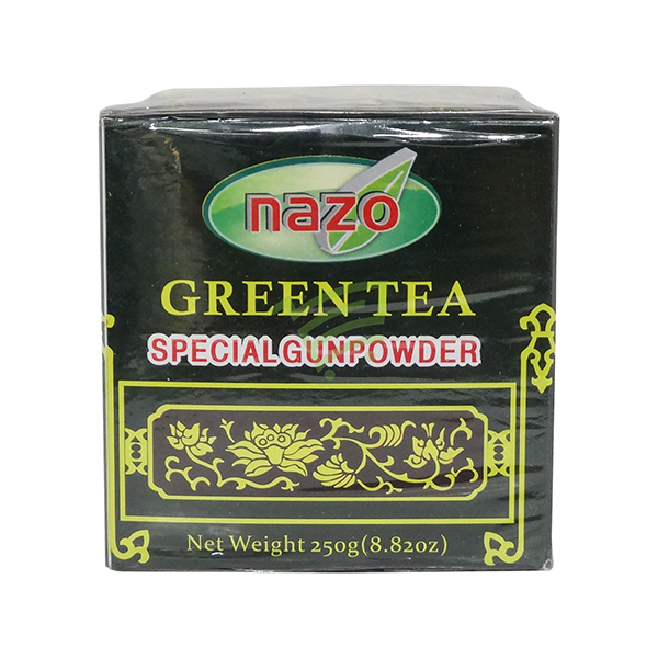 Indian grocery online - Nazo Special Green Tea 250G - Cartly