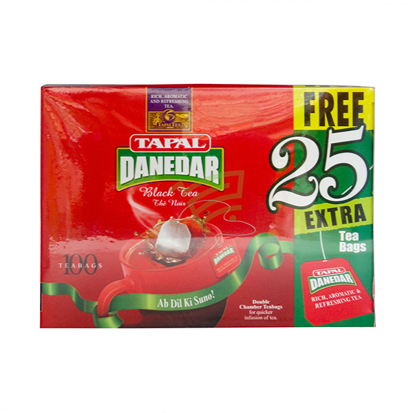 Indian grocery online - Tapal Danedar Tea Bags - Cartly