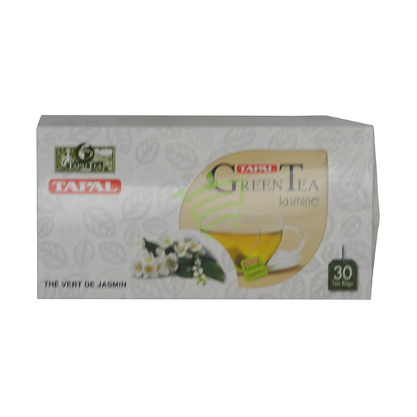 Indian grocery online - Tapal Jasmine Green Tea 30 Bag - Cartly